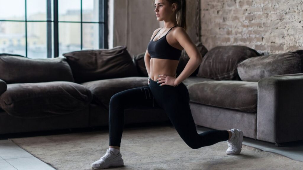 lunges-for-weight-loss
